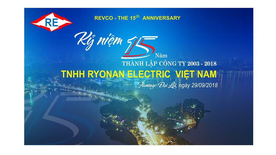 OUR TRAVELLING OF 15TH YEAR ANNIVERSARY OF REVCO