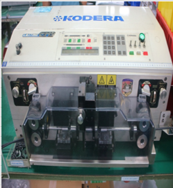 KODERA  LEAD WIRE CUTTING MACHINE: 01 PC